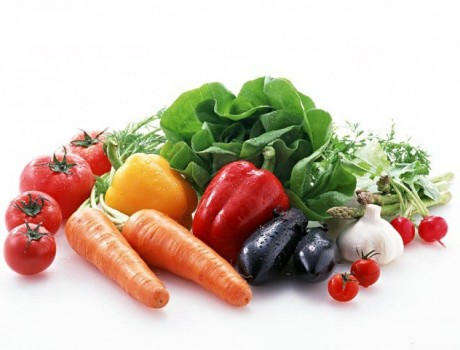 浸泡水洗法去除蔬菜残留农药