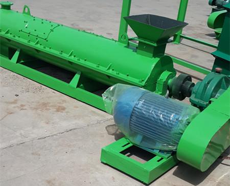 新型有机肥造粒机,有机肥湿法造粒机,搅齿组合造粒机