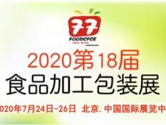 2020北京国际食品进口加工与包装展览会
