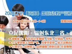 2020辽宁沈阳国际幼教产业及教育装备展览会